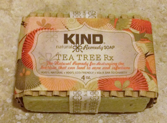 Obviously, I have already repurchased this charming soap. Spoiler alert!