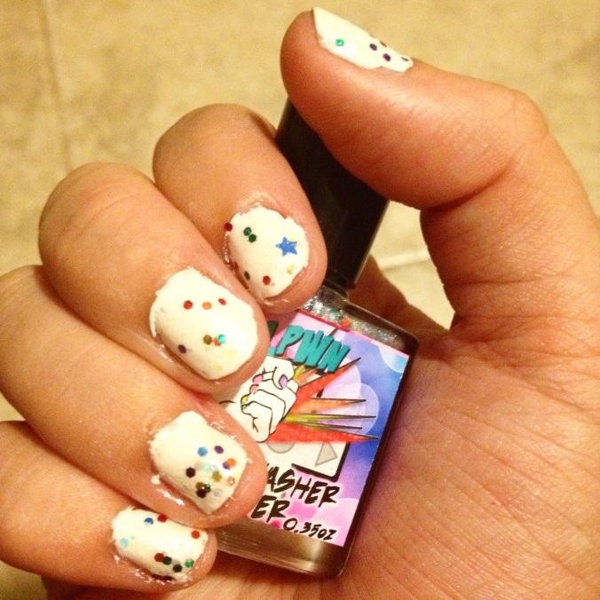 Star Sprinkles!