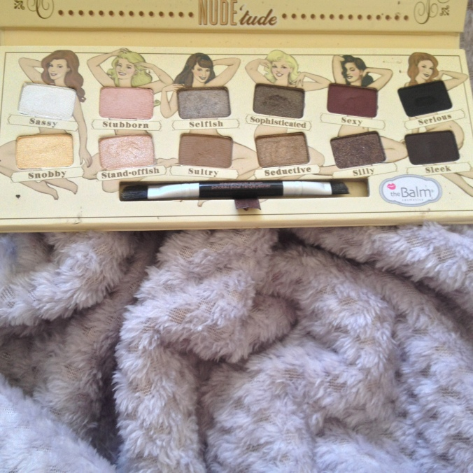 Probably my favorite palette of all time. No joke.