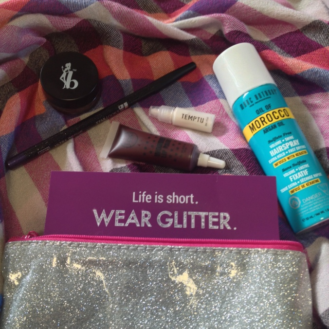 Do all girls like glitter? Highly debatable.